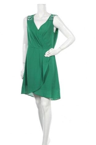 Φόρεμα Yumi, Μέγεθος L, Χρώμα Πράσινο, 91% πολυεστέρας, 9% ελαστάνη, Τιμή 25,65€