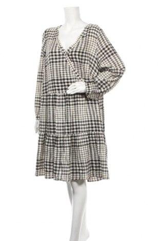 Φόρεμα Zizzi, Μέγεθος XXL, Χρώμα Εκρού, Βαμβάκι, Τιμή 13,51€
