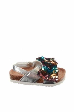 Παιδικά σανδάλια Colors of California, Μέγεθος 24, Χρώμα Πολύχρωμο, Κλωστοϋφαντουργικά προϊόντα, δερματίνη, Τιμή 21,44€