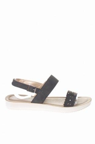 Σανδάλια Inblu, Μέγεθος 41, Χρώμα Μαύρο, Δερματίνη, Τιμή 17,07€