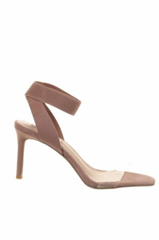 Σανδάλια Steve Madden, Μέγεθος 38, Χρώμα Ρόζ , Κλωστοϋφαντουργικά προϊόντα, πολυουρεθάνης, Τιμή 27,05€