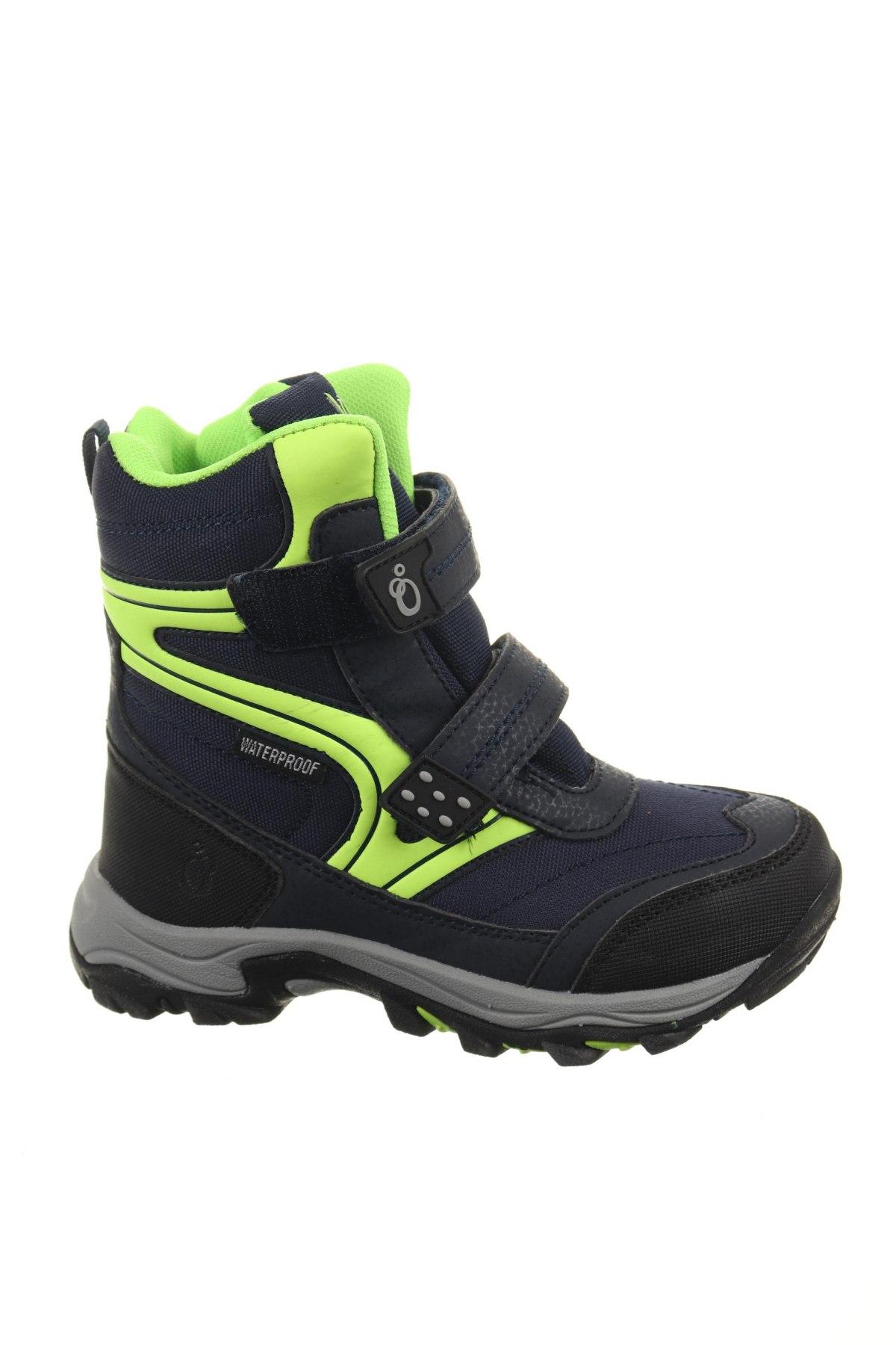 Παιδικά παπούτσια Lamino, Μέγεθος 29, Χρώμα Μπλέ, Κλωστοϋφαντουργικά προϊόντα, δερματίνη, Τιμή 23,38€