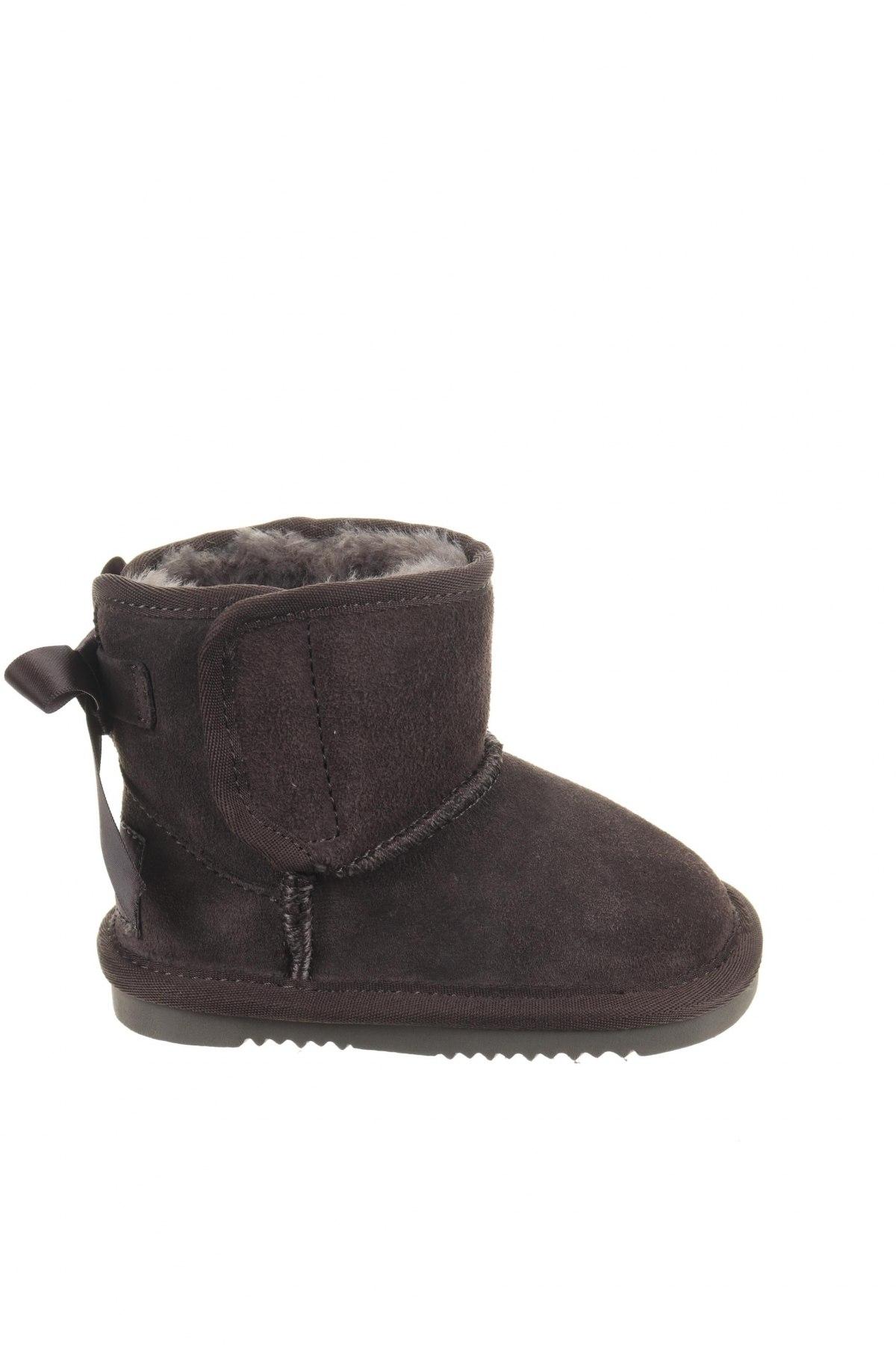 Παιδικά παπούτσια Lelli Kelly, Μέγεθος 23, Χρώμα Γκρί, Φυσικό σουέτ, Τιμή 31,92€