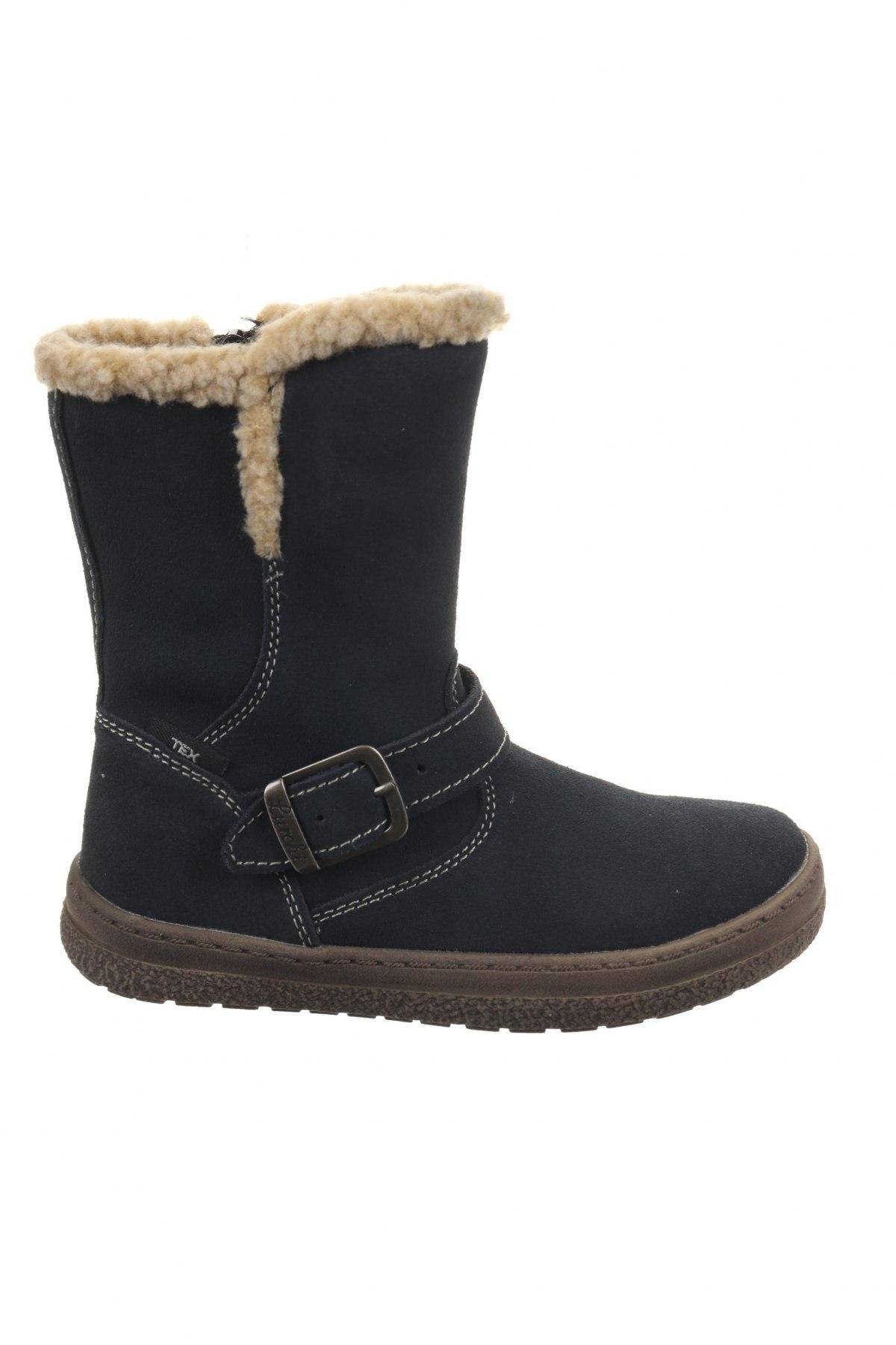 Παιδικά παπούτσια Lurchi, Μέγεθος 28, Χρώμα Μπλέ, Φυσικό σουέτ, Τιμή 34,39€