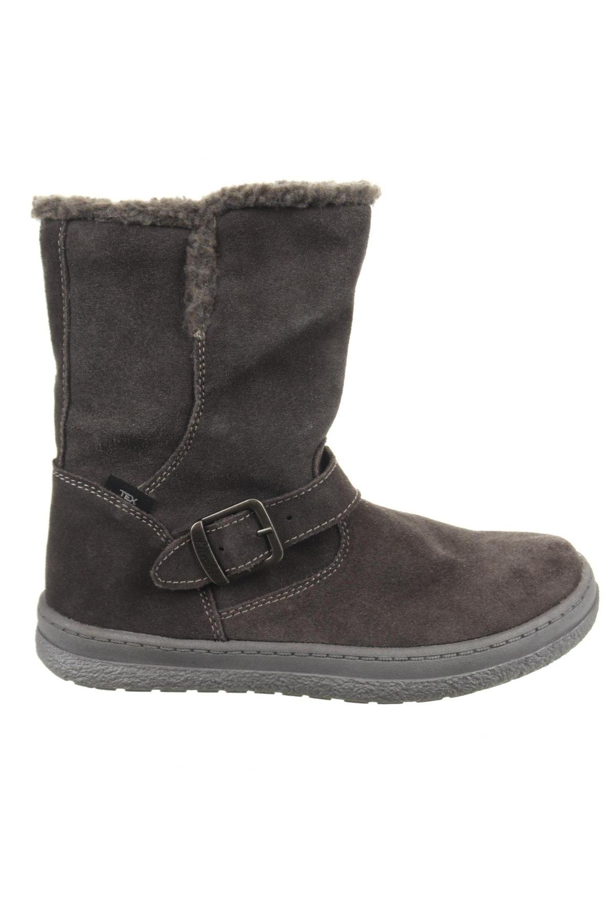 Παιδικά παπούτσια Lurchi, Μέγεθος 34, Χρώμα Γκρί, Φυσικό σουέτ, Τιμή 37,97€