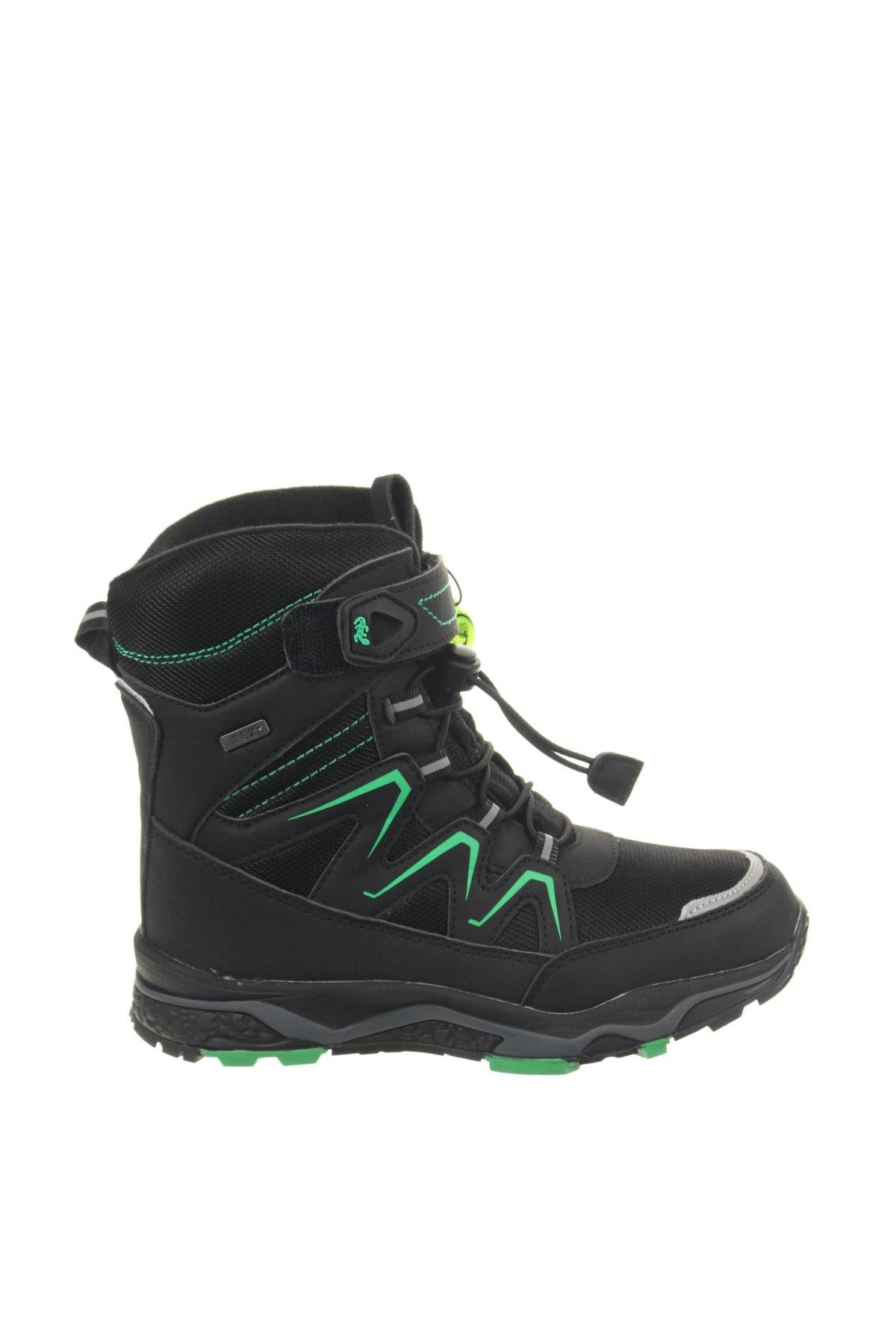 Παιδικά παπούτσια Lurchi, Μέγεθος 32, Χρώμα Μαύρο, Δερματίνη, κλωστοϋφαντουργικά προϊόντα, Τιμή 28,90€
