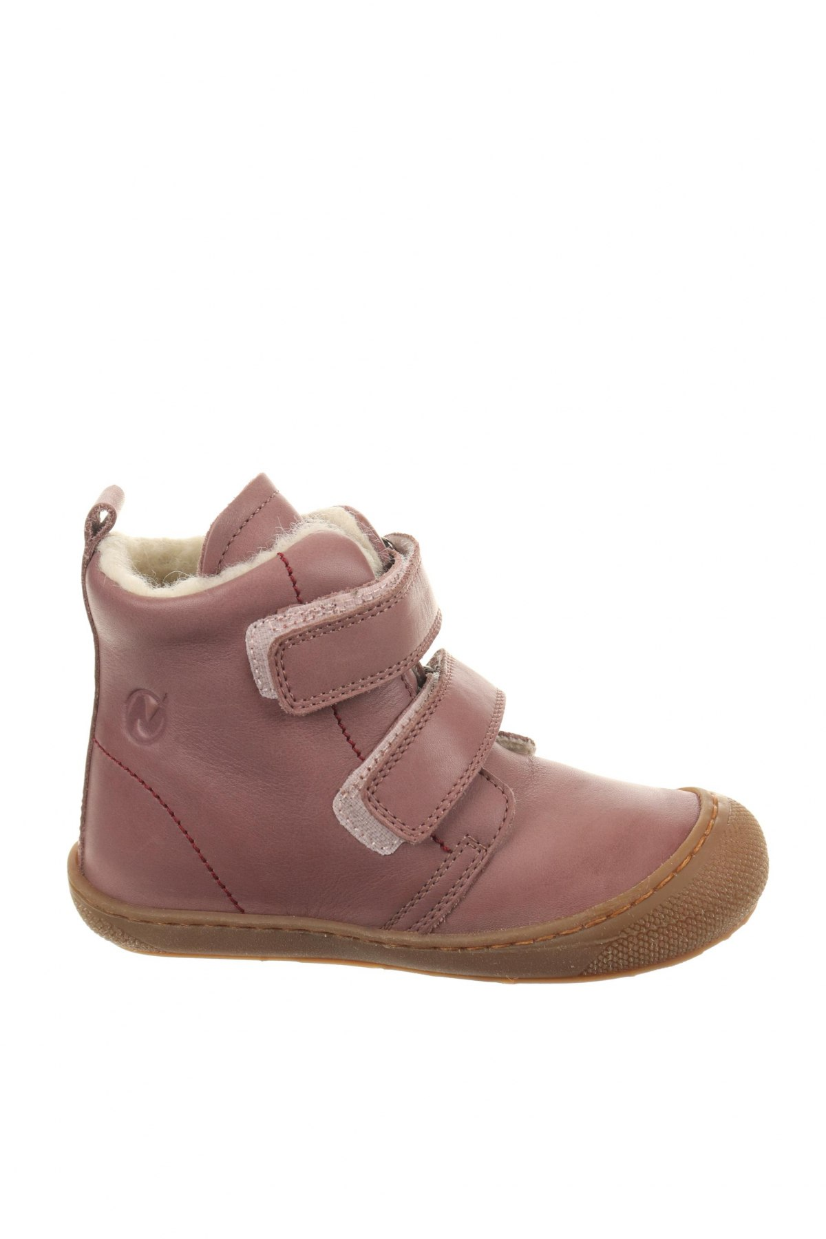 Παιδικά παπούτσια Naturino, Μέγεθος 25, Χρώμα Ρόζ , Γνήσιο δέρμα, Τιμή 42,24€