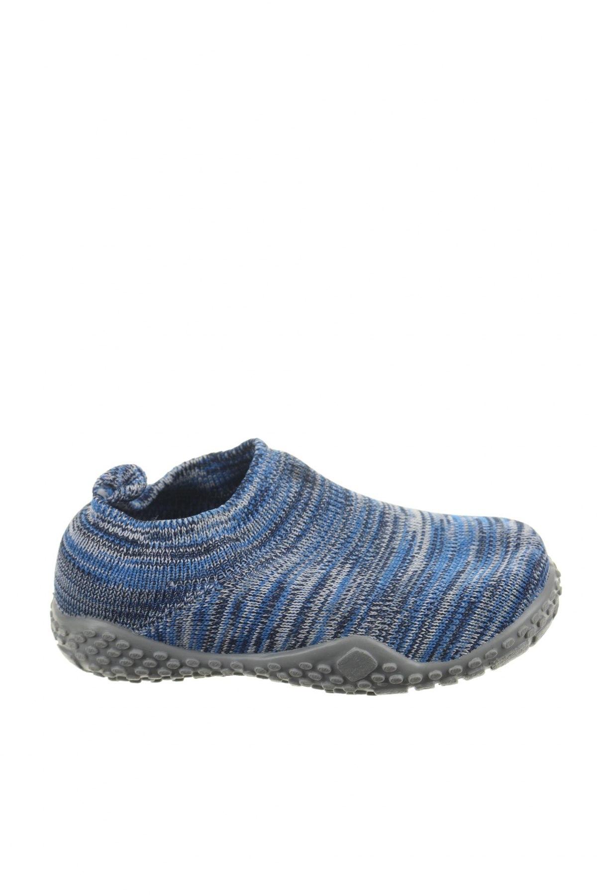 Παιδικά παπούτσια Playshoes, Μέγεθος 22, Χρώμα Μπλέ, Κλωστοϋφαντουργικά προϊόντα, Τιμή 11,38€