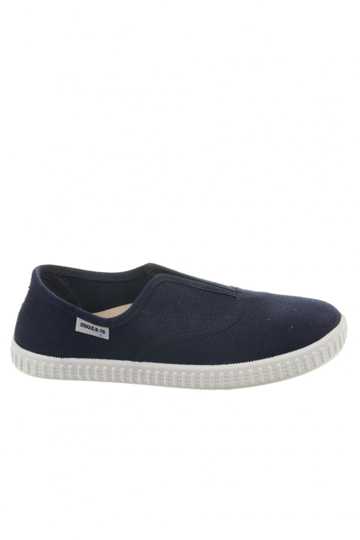 Παιδικά παπούτσια Sho.E.B. 76, Μέγεθος 32, Χρώμα Μπλέ, Κλωστοϋφαντουργικά προϊόντα, Τιμή 12,88€