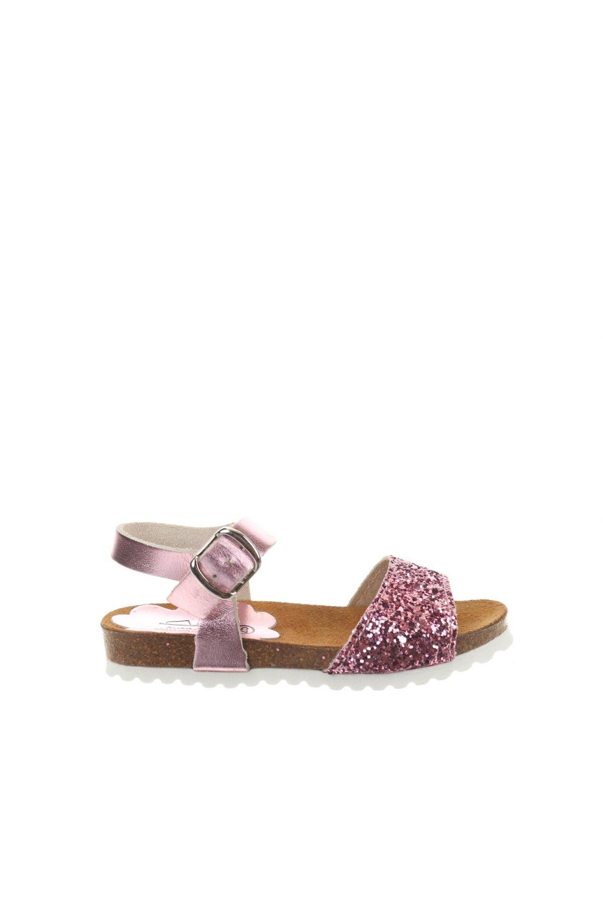 Παιδικά σανδάλια Avarca Menorquina, Μέγεθος 25, Χρώμα Ρόζ , Γνήσιο δέρμα, κλωστοϋφαντουργικά προϊόντα, Τιμή 30,41€