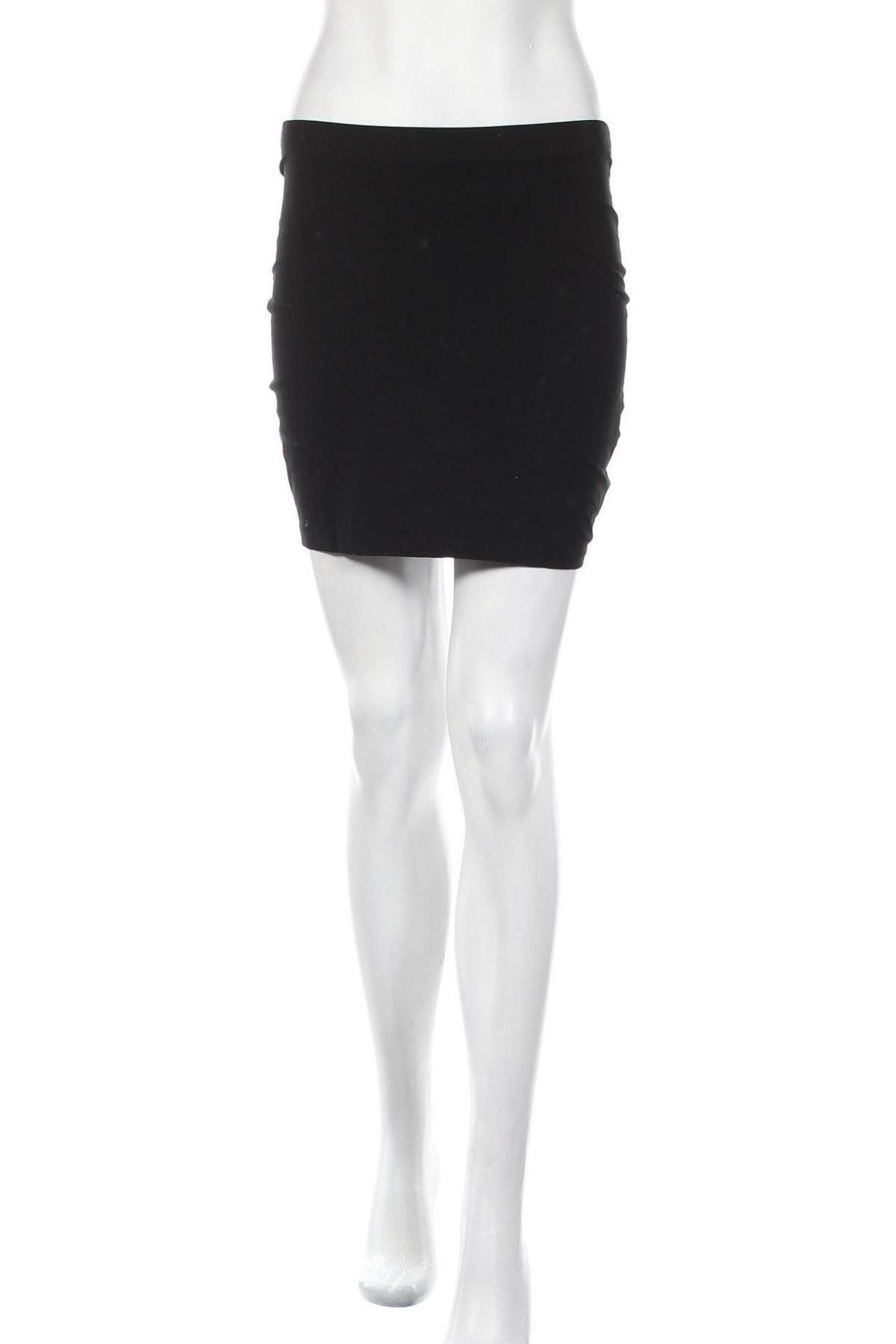 Пола Even&Odd, Размер M, Цвят Черен, 95% памук, 5% еластан, Цена 7,55лв.