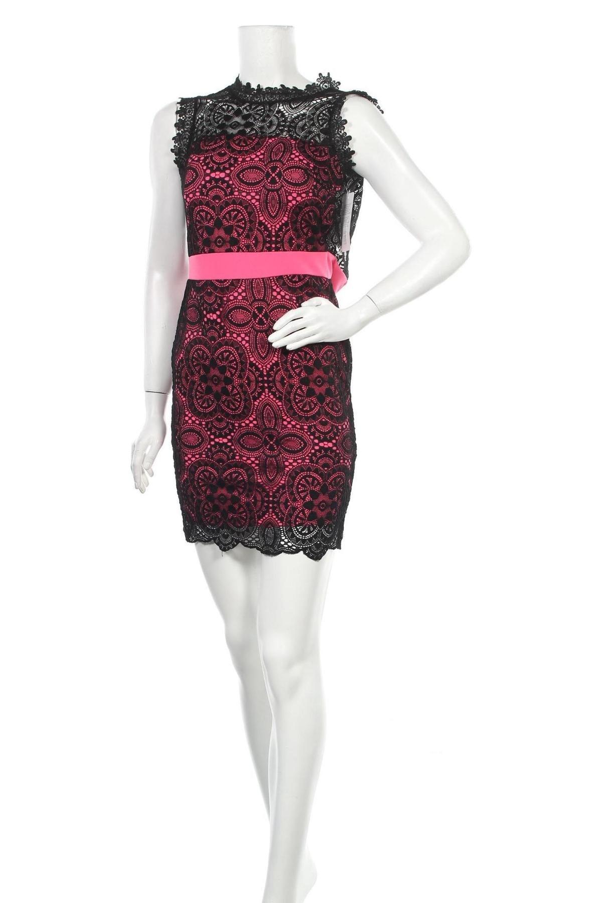 Φόρεμα William, Μέγεθος S, Χρώμα Μαύρο, 95% πολυεστέρας, 5% ελαστάνη, Τιμή 27,83€